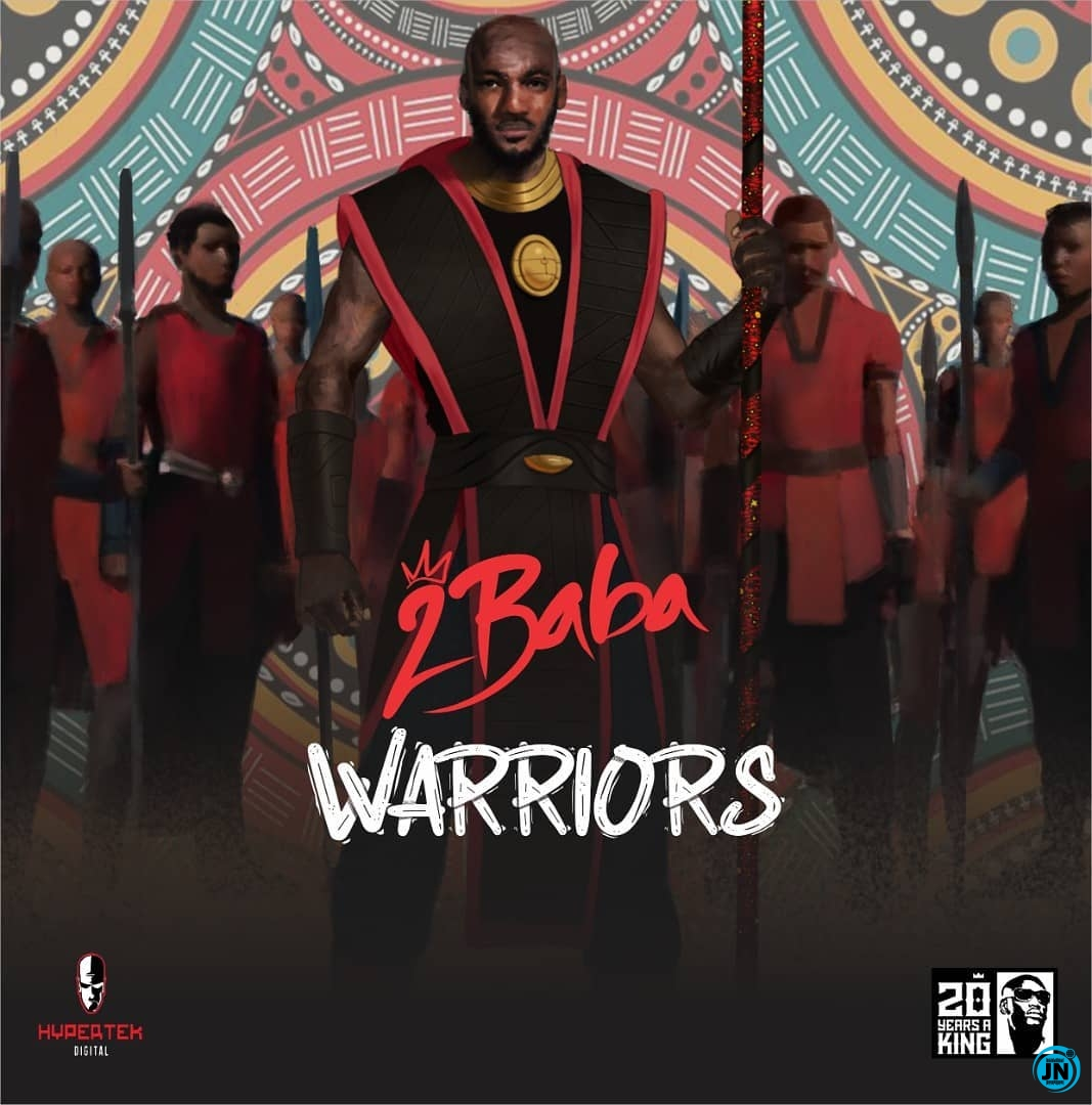 Warriors Album Review: 2Baba shows prowess and versatility in album
